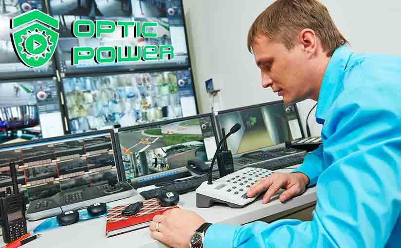 Системы видеонаблюдения в Москве